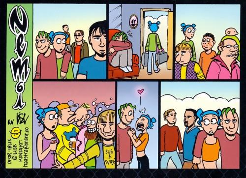 Большие комиксы